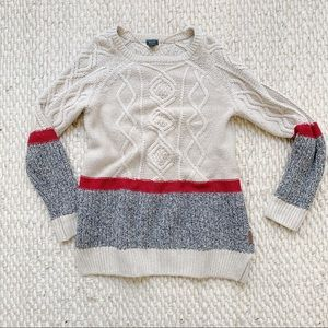 Roots Sock Monkey Sweater